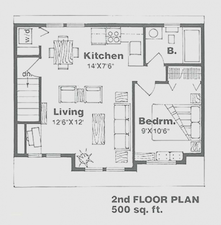 Top Photo of 300 Sq Ft Studio Apartment Floor Plan Best Of Small House Floor Small House Plans Under 500 Sq Ft Indian Style Picture