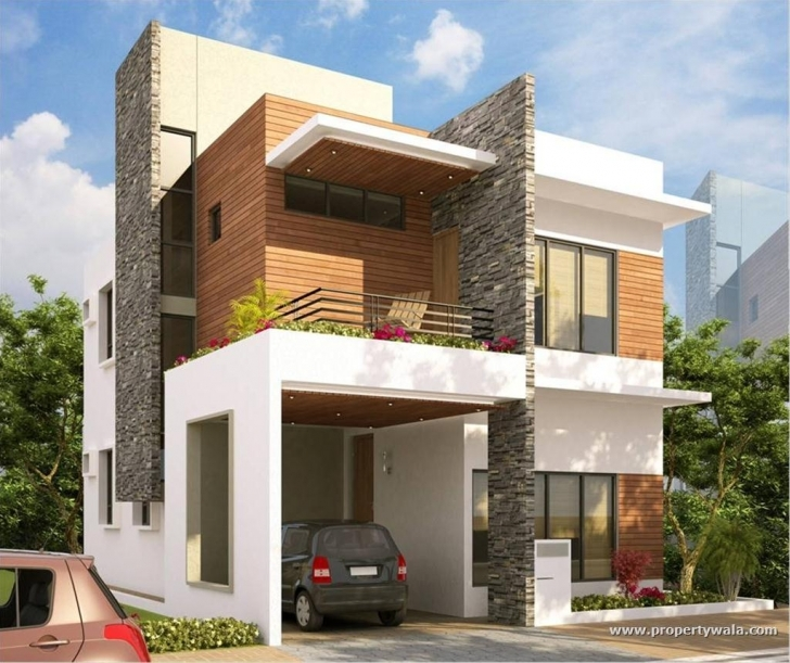 Top Photo of 3D Front Elevation Concepts   Home Design 3D Home Front Elevation Images Photo
