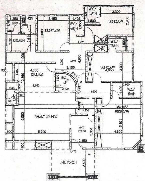 Top Photo of 5 Bedroom Bungalow Building Plan Ideas Design House In Nigeria Homes Building Plan In Nigeria Pic