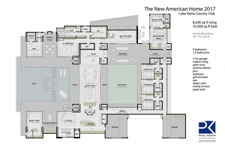 Top Photo of 50 New Images Of New American House Plans | Cottage House Plans New American House Plans 2017 Pic