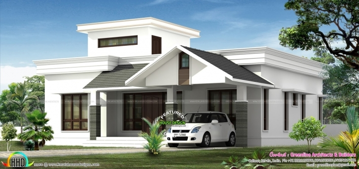 Top Photo of Home Plan And Budget Beautiful House Plan Low Cost In Kerala With Kerala House Plans Low Cost Plan Photos Image