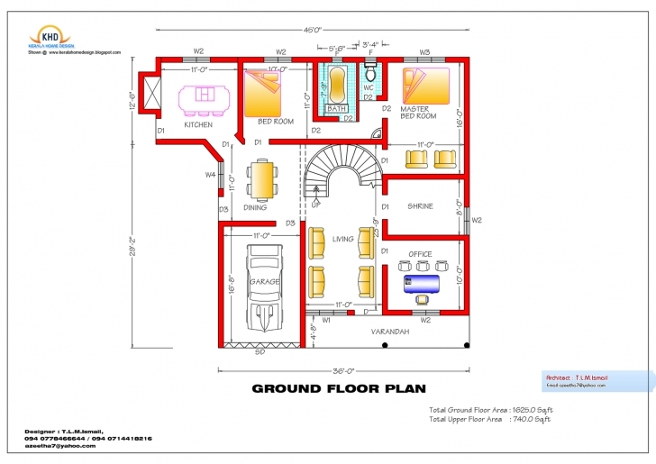 Top Photo of Kerala House Plan Sq Feet Square Plans Best About Wondrous Design Kerala Home Plan And Elevation 1000 Sq Ft Pic