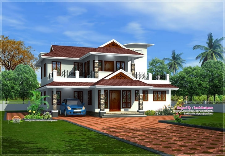Top Photo of Kerala Model Bedroom Modern House Design Indianhomemakeover - Home Eco Friendly House Model Kerala Photo
