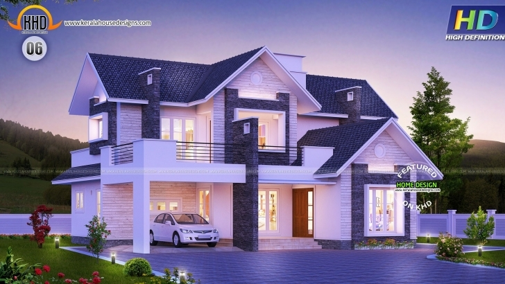 Top Photo of New House Plans For May 2015 - Youtube Kerla House Phote 2015 Image