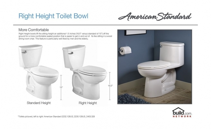 Top Photo of Tested American Standard 10 Inch Rough In Toilet Shocking Faucetcom Best Home Image 6 Room 1 Toilet Photo