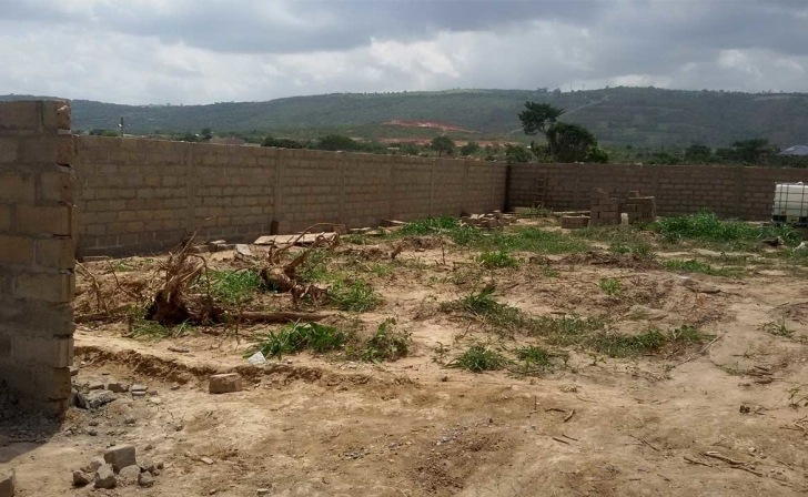 Top Plots For Sale At Oyarifa, Greater Accra - Ghana - Size 100X70 1 Plot Of Land Ghana Pic