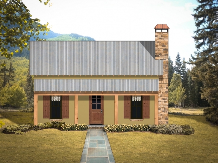 Top Texas Tiny Homes   Plan 750 House Plans For Sale Texas Pic