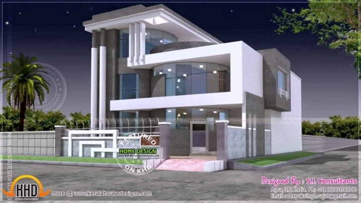 Wonderful 15 Feet By 60 House Plan Everyone Will Like | Homes In Kerala, India 15*60 Duplex House Plan 3D Image