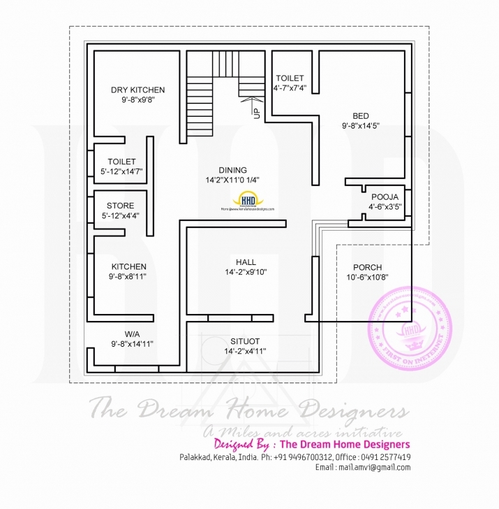 Wonderful 300 Sq Ft House Plans Indian Style Fresh Home Plan Design India 1000 1000 Sq Ft House Plans 4 Bedroom Indian Style Picture