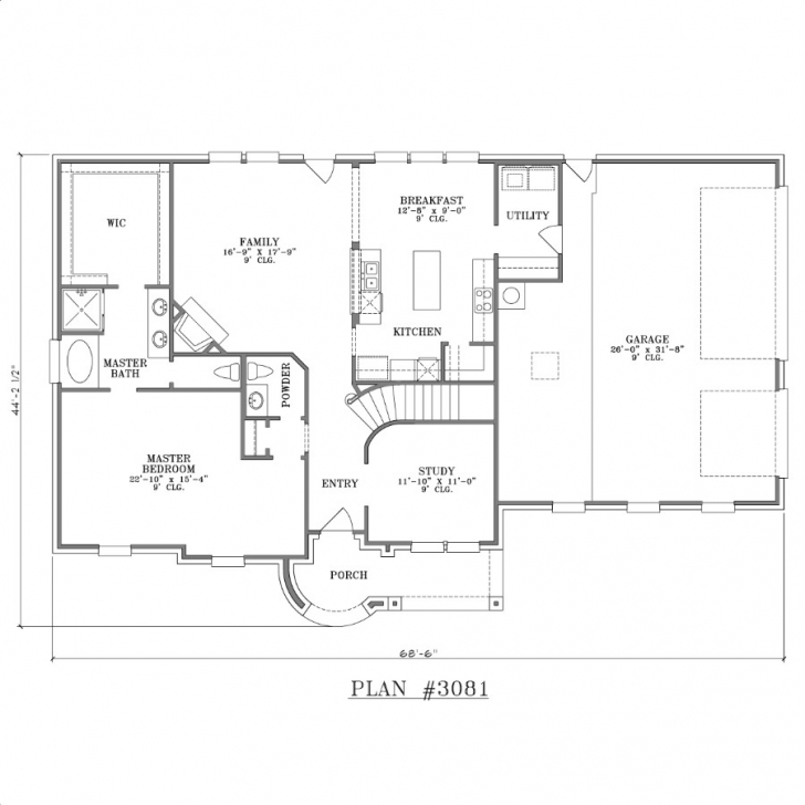 Wonderful House Plan 20 X 50 Sq Ft Fresh X House Plans Download Floor Up To 16 X 50 House Floor Plans Pic