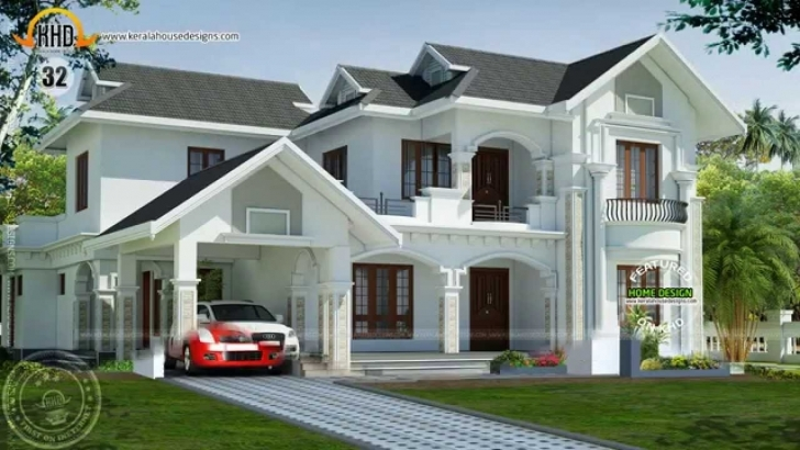 Wonderful New House Plans For February 2015 - Youtube Kerla House Phote 2015 Picture