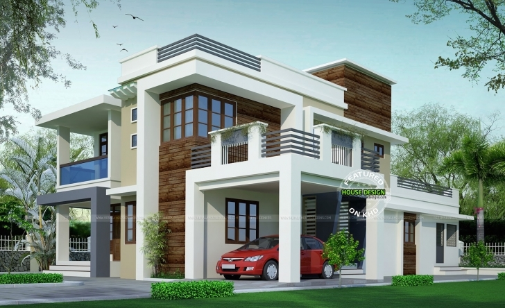 Wonderful Proposed Contemporary Model House - Bright Lifestyle Contemporary Model House Picture