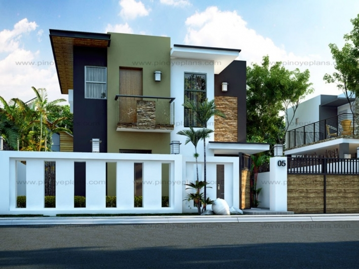 Wonderful The Seaside Atmosphere In Your House Plan Philippines Modern New House Plans For 2018 Philippines Image