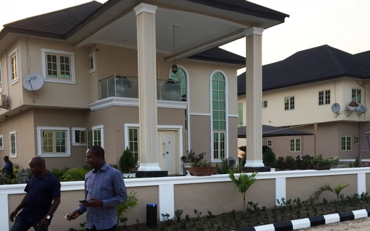 Wonderful Top 5 Modern House Designs In Nigeria Right Now (Pics) - Properties Nigeria Modern Houses Picture Pic